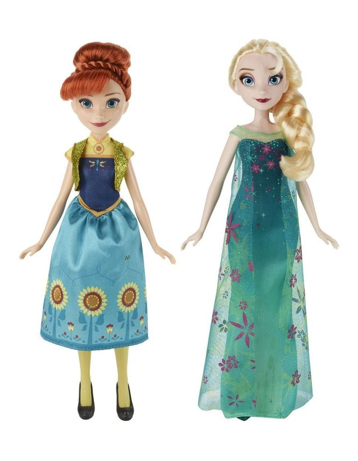 Disney Frozen Fever Classic Doll Assorted image 1
