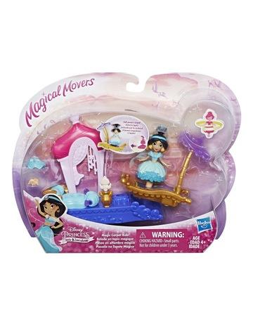 7303844b39 Disney PrincessMagical Movers Dolls with Travel 'Vehicle' Assorted. Disney  Princess Magical Movers Dolls with Travel 'Vehicle' Assorted