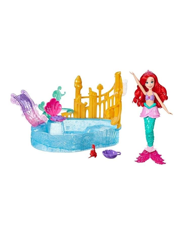 Ariel Doll & Sparkling Lagoon Play Set with Sebastian the Crab image 1
