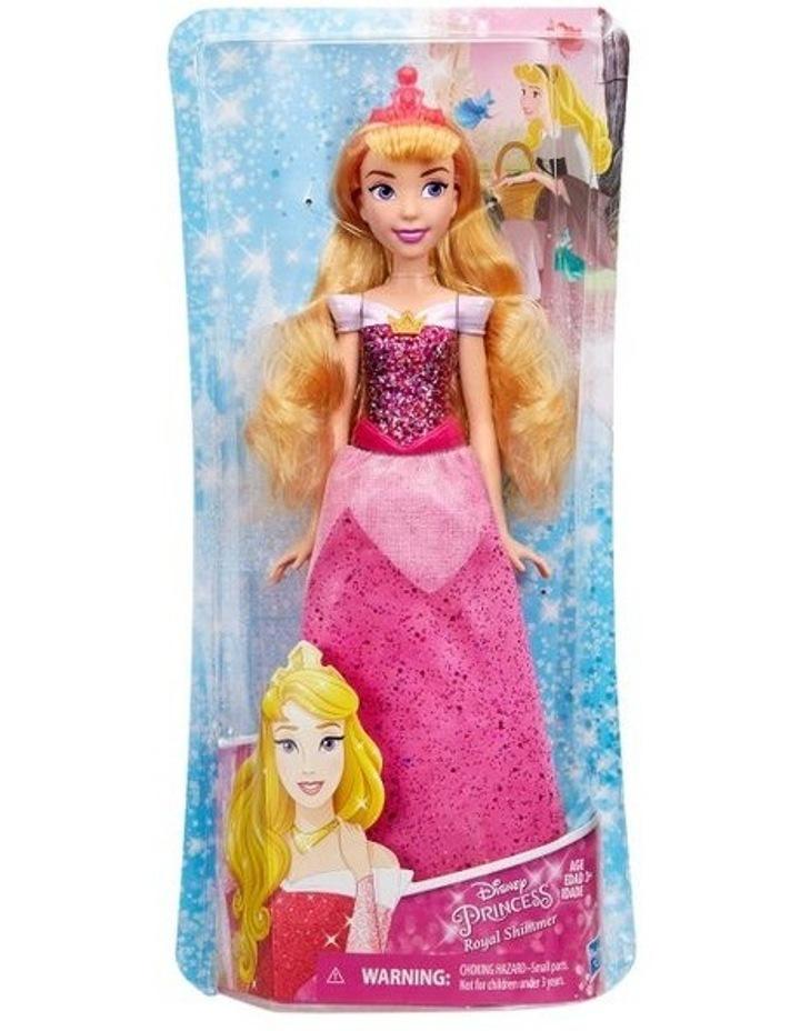 Royal Shimmer Dolls - Belle/Aurora/Snow White/Tiana Assortment image 3