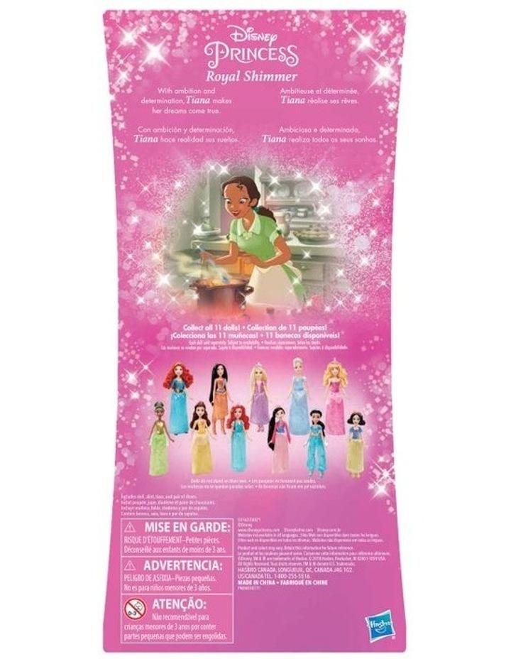 Royal Shimmer Dolls - Belle/Aurora/Snow White/Tiana Assortment image 7