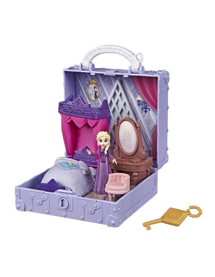 Frozen 2 Pop Adventures - Pop Up Play Set with Handle - Elsa's Bedroom - Village Set - Assortment image 3