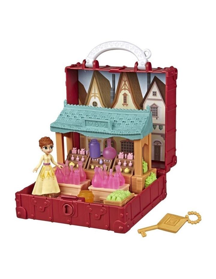Frozen 2 Pop Adventures - Pop Up Play Set with Handle - Elsa's Bedroom - Village Set - Assortment image 4