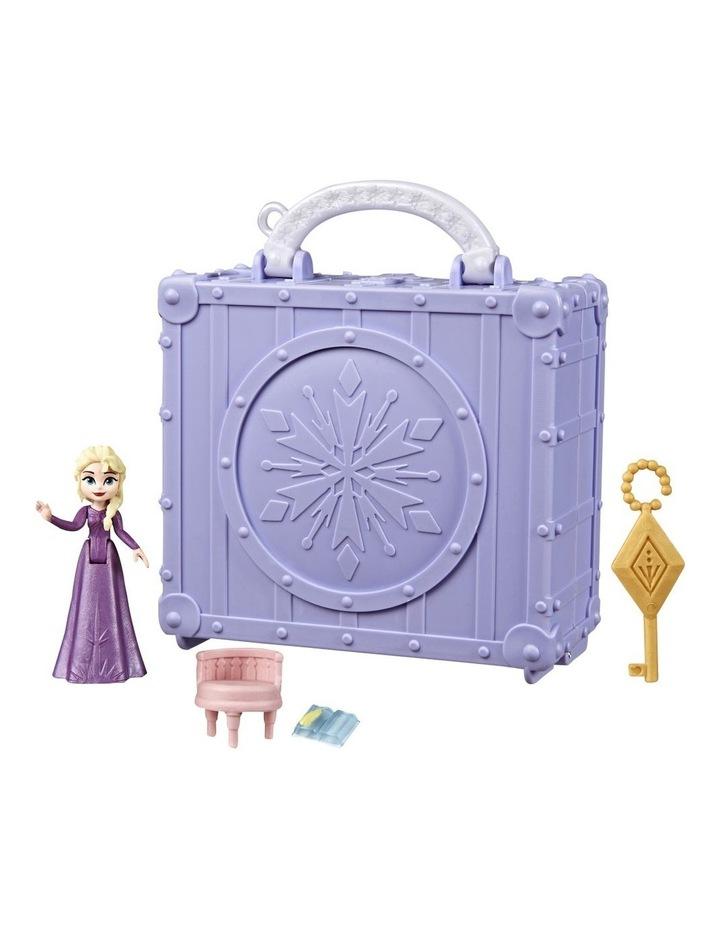 Frozen 2 Pop Adventures - Pop Up Play Set with Handle - Elsa's Bedroom - Village Set - Assortment image 5