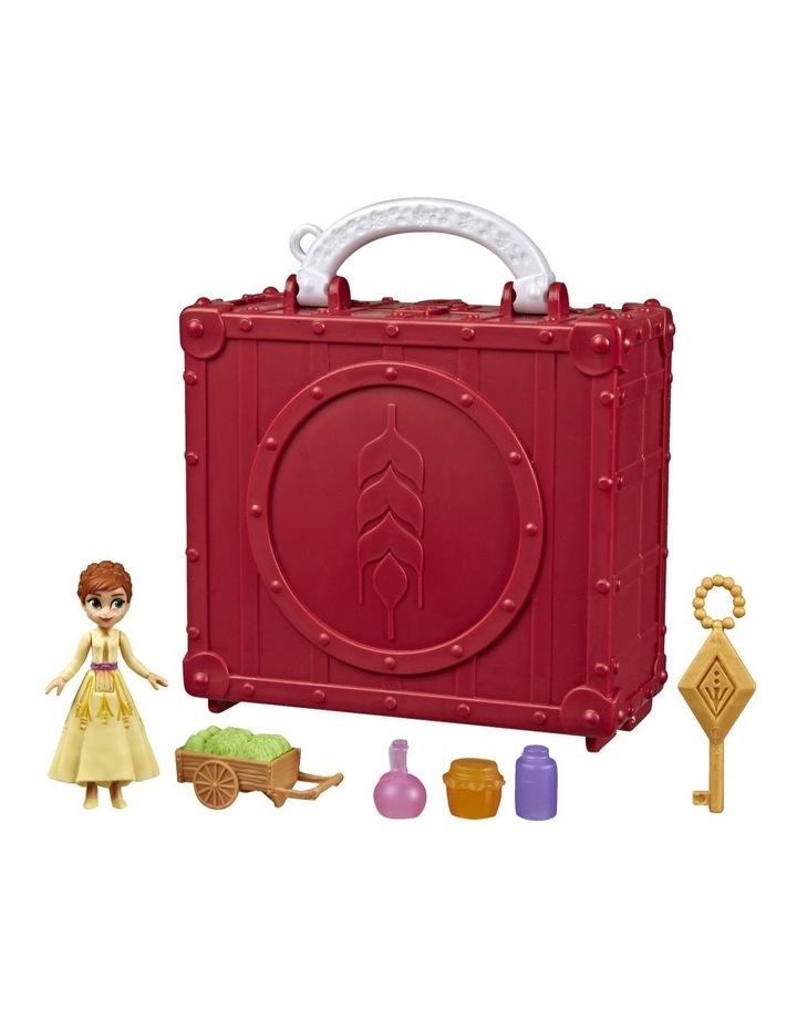 Frozen 2 Pop Adventures - Pop Up Play Set with Handle - Elsa's Bedroom - Village Set - Assortment image 6