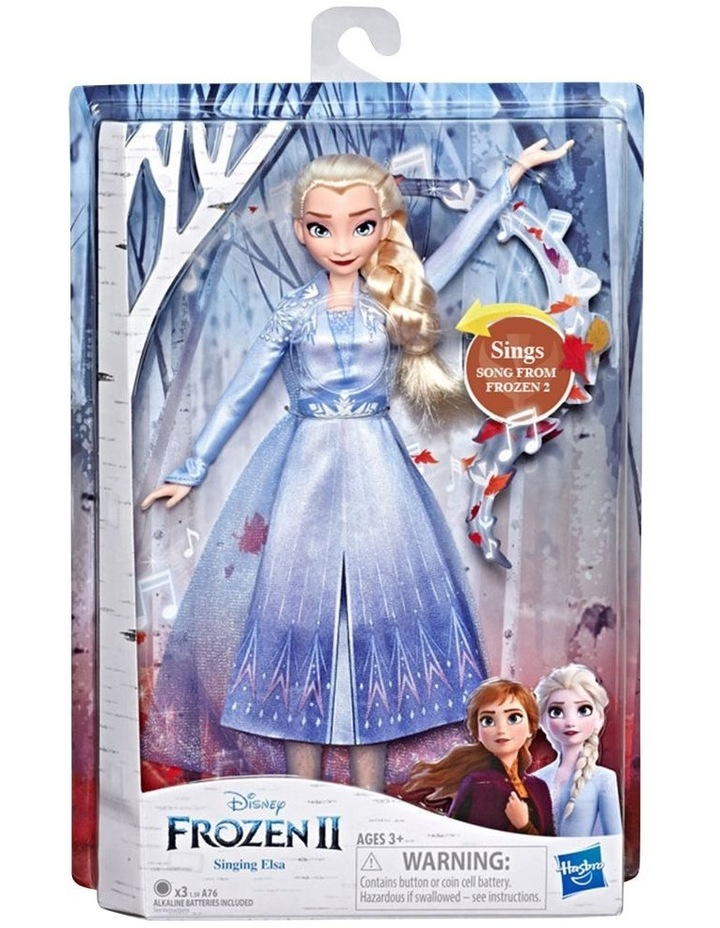 Frozen 2 Singing Fashion Doll - Elsa/Anna - Assortment image 1