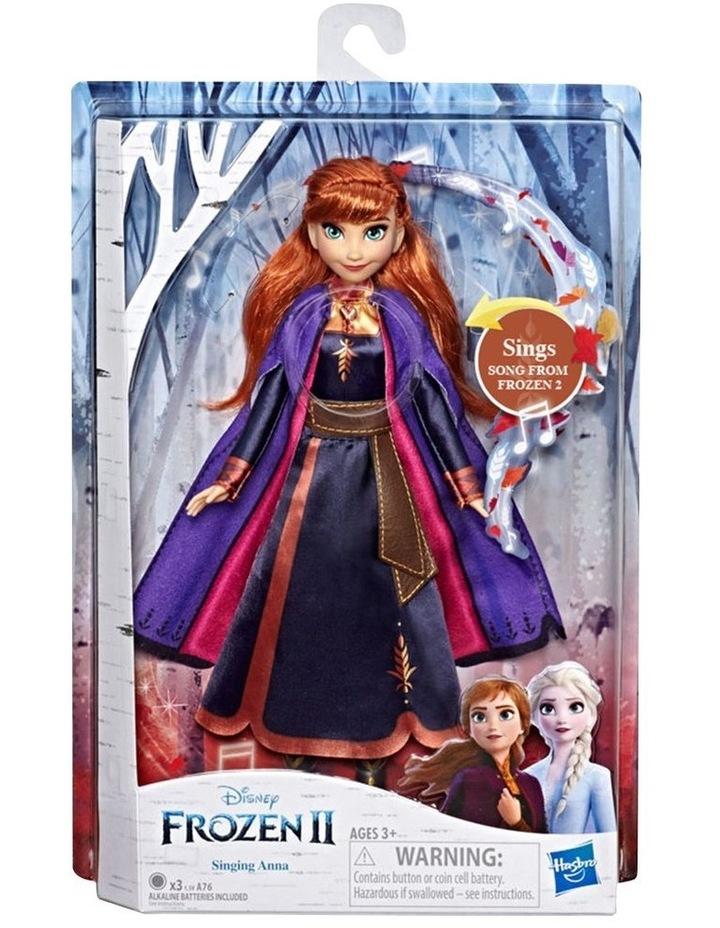 Frozen 2 Singing Fashion Doll - Elsa/Anna - Assortment image 2