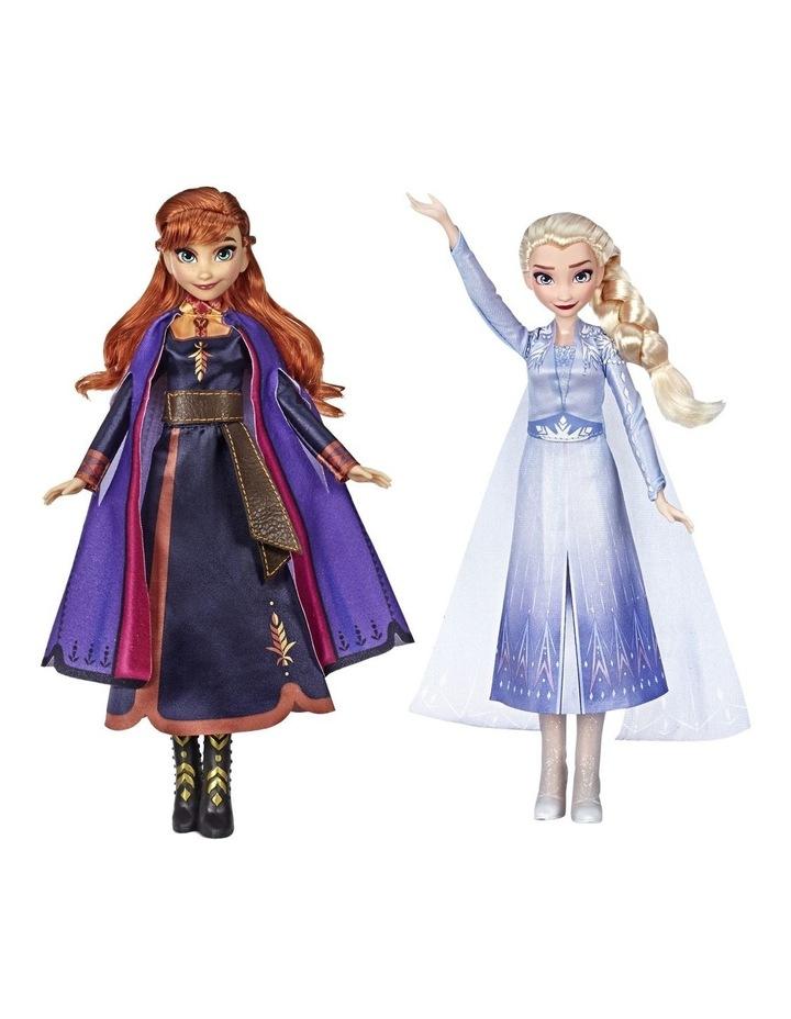 Frozen 2 Singing Fashion Doll - Elsa/Anna - Assortment image 5