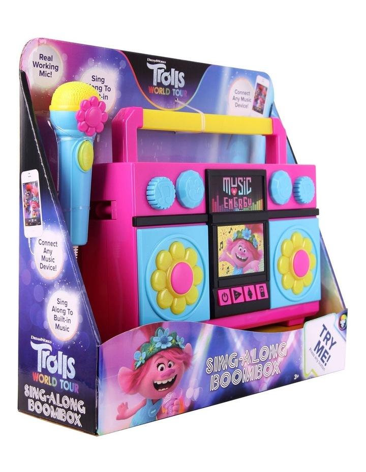Trolls World Tour Sing-Along Boombox image 5