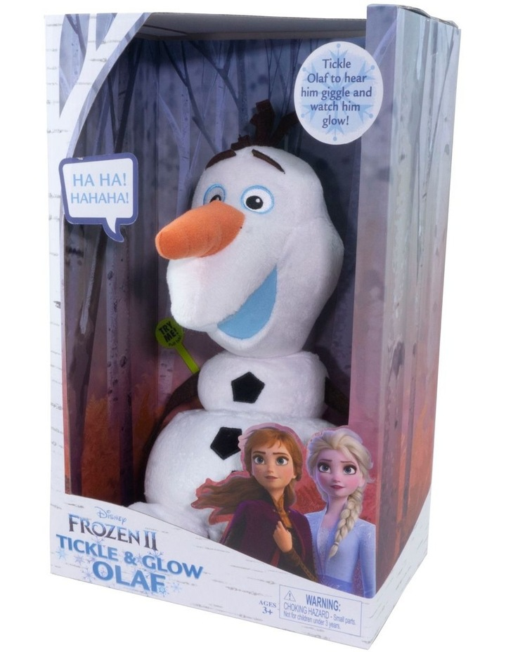 Frozen 2 Tickle and Glow Olaf image 1