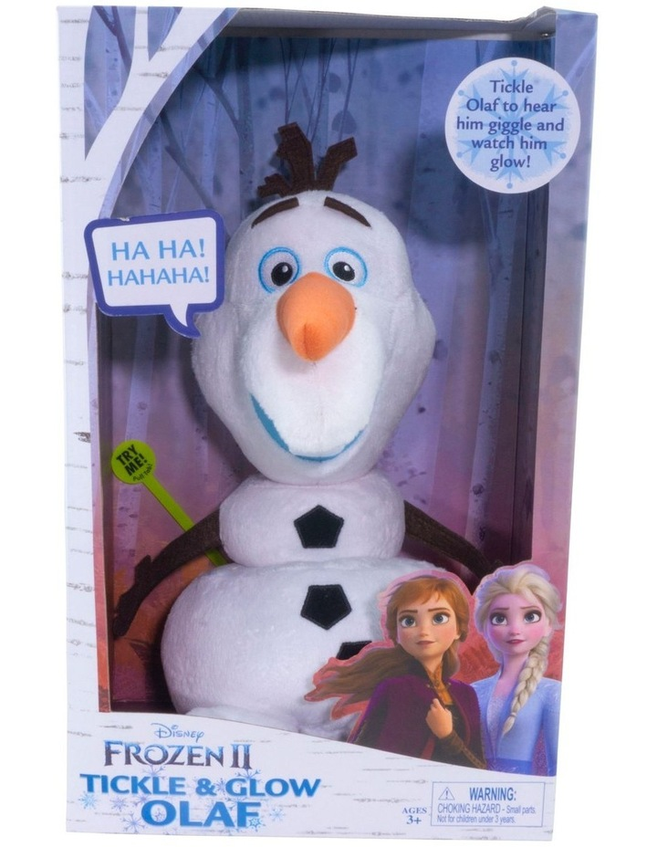 Frozen 2 Tickle and Glow Olaf image 2