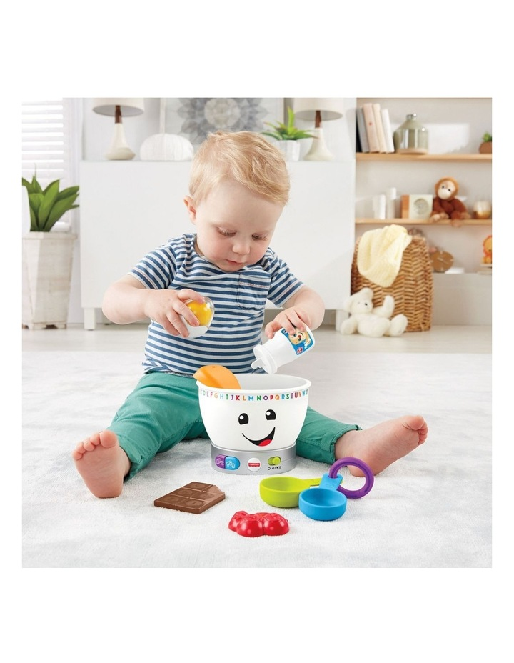 Laugh & Learn Magic Color Mixing Bowl image 3