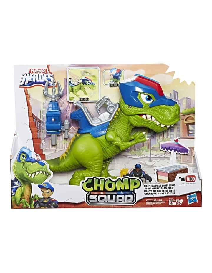 Troopersaurus image 1