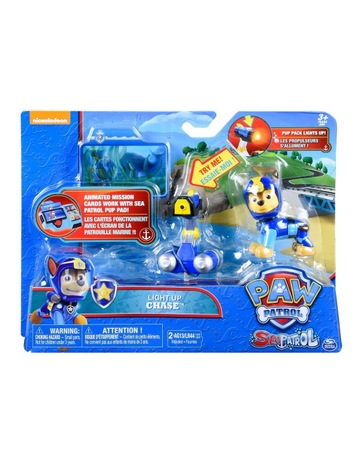 187046252f Paw PatrolPaw Patrol Sea Patrol Deluxe Figure Assortment. Paw Patrol Paw  Patrol Sea Patrol Deluxe Figure Assortment