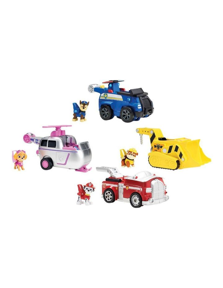 Paw Patrol Flip and Fly Vehicles Asst image 1