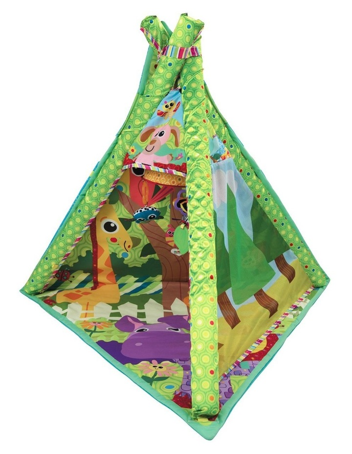 Forest Friends Teepee Play Gym image 2