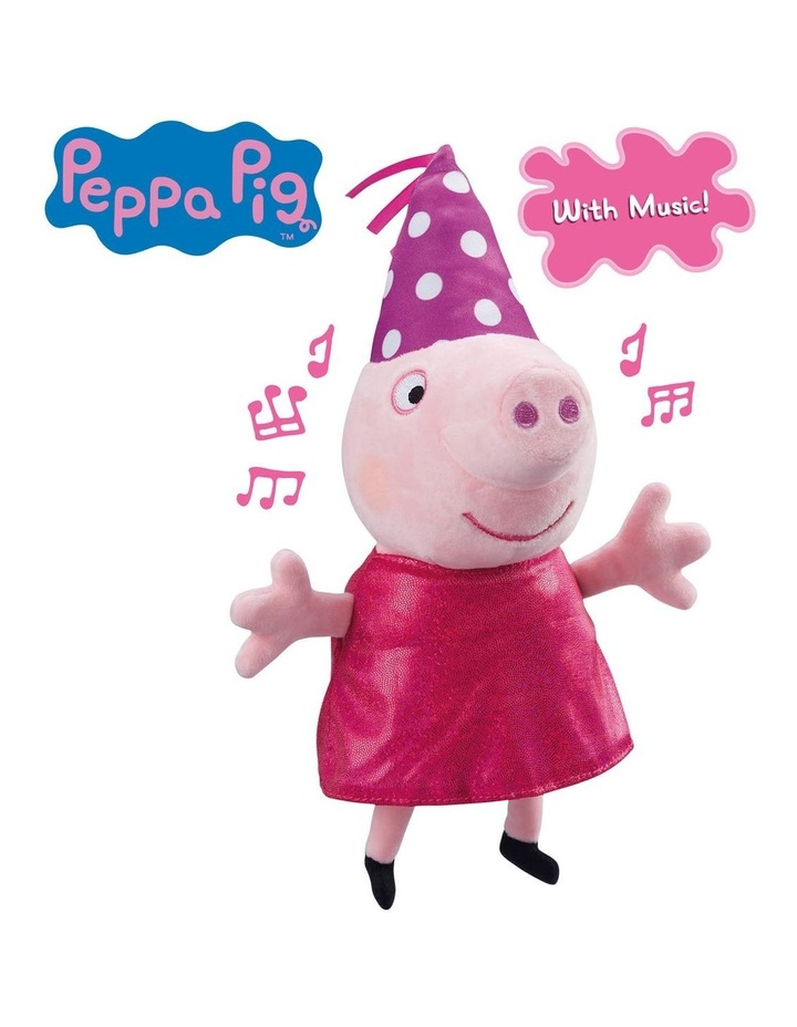 Peppa Pig Musical Party Peppa and George Assortment image 5