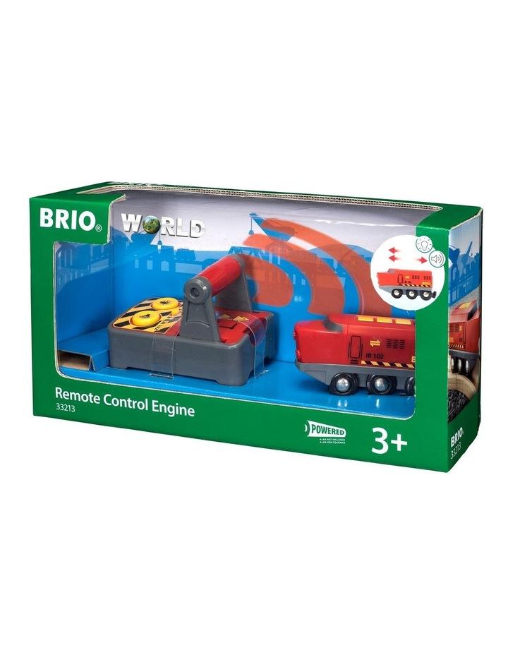 Train Remote Control Engine image 1