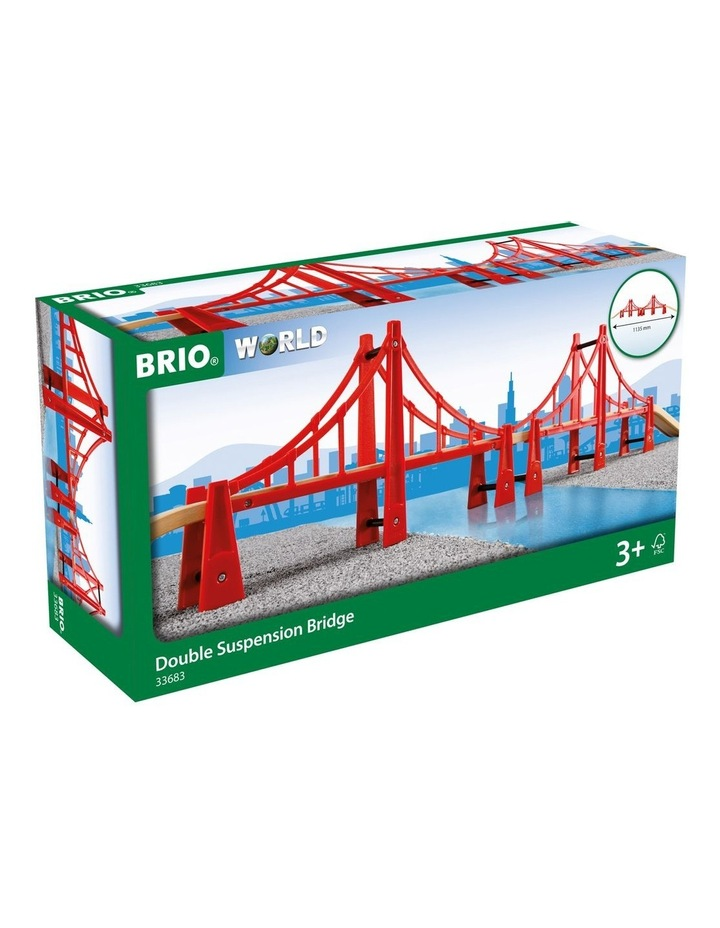 Double Suspension Bridge image 1