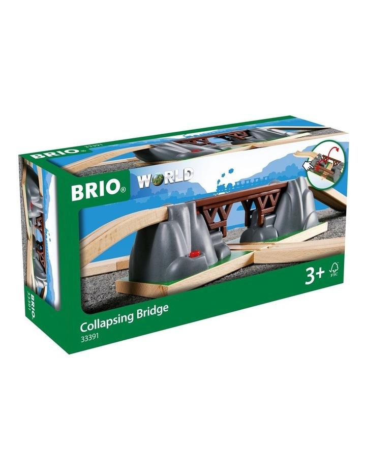 Collapsing Bridge image 1