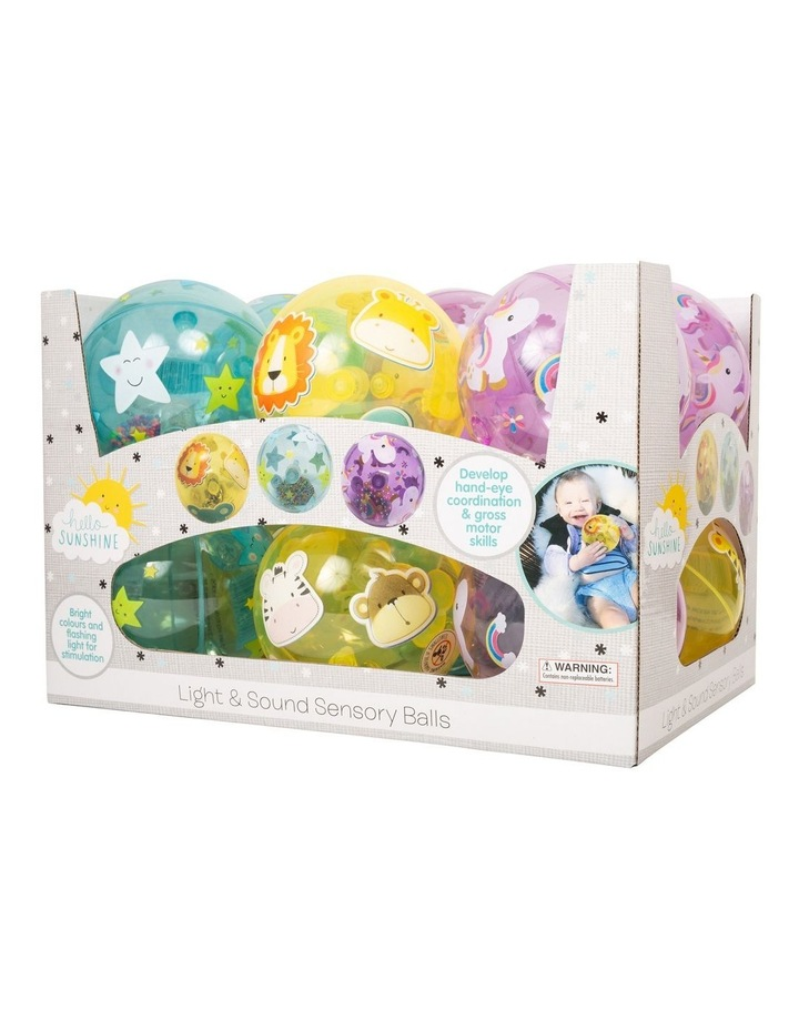 Sensory Light Up Balls Assortment image 1