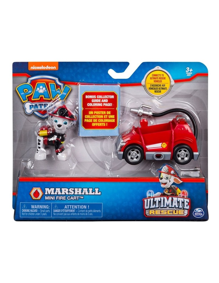 Ultimate Rescue Mini Vehicle with Figure Assortment image 1