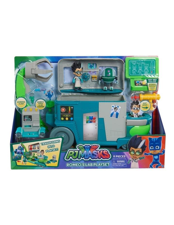 Romeo's Lab Playset image 1