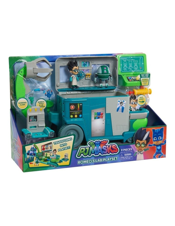 Romeo's Lab Playset image 2