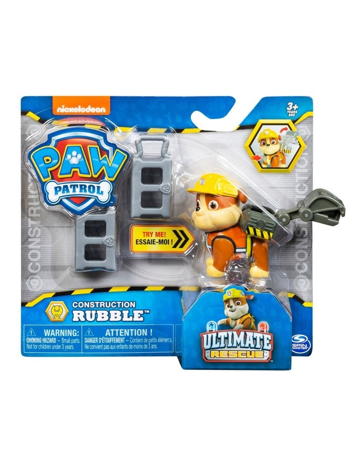 Paw Patrol Hero Action Pack Pup Ultimate Construction Assortment image 2