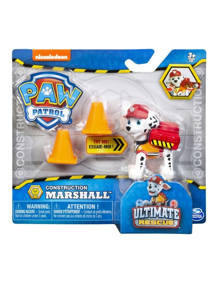 Paw Patrol Hero Action Pack Pup Ultimate Construction Assortment image 3
