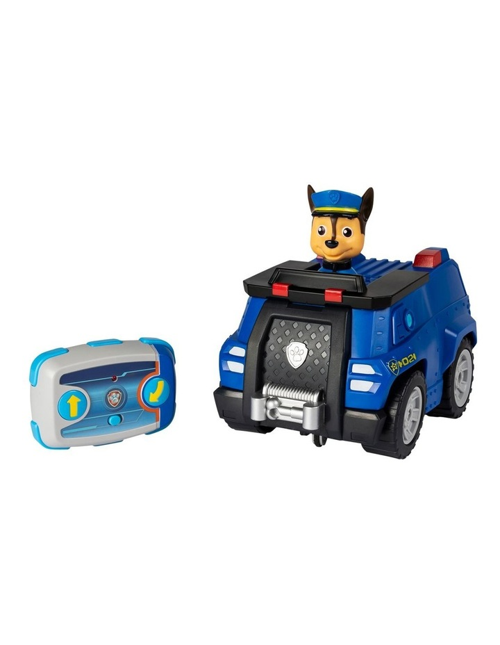 Paw Patrol Remote Control Vehicle - Chase & Marshall Assortment image 4