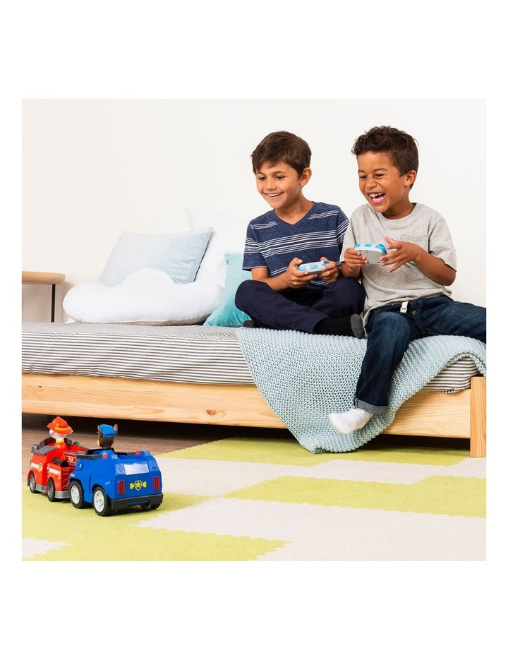 Paw Patrol Remote Control Vehicle - Chase & Marshall Assortment image 7
