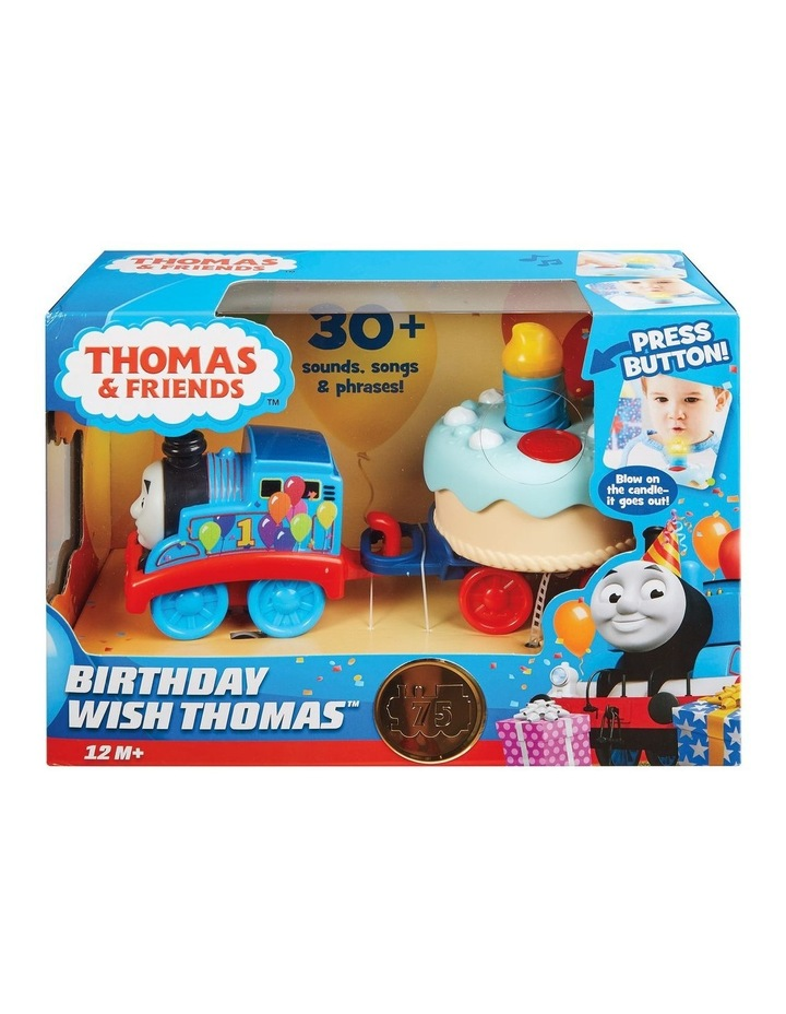 Birthday Wish Thomas image 1