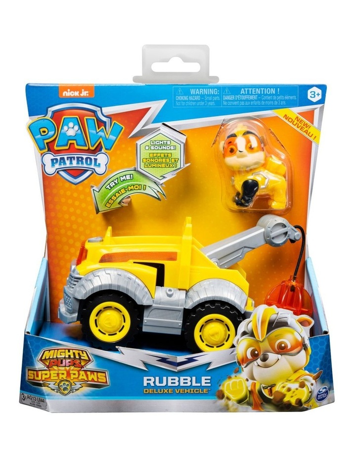 Mighty Pups SuperPaws Themed Vehicles - Assortment image 2