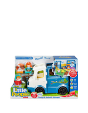 Fisher-Price - Little People Songs and Sounds Camper