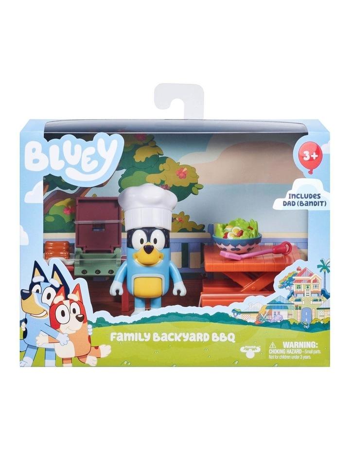 Bluey Mini Playsets (Assorted) image 1