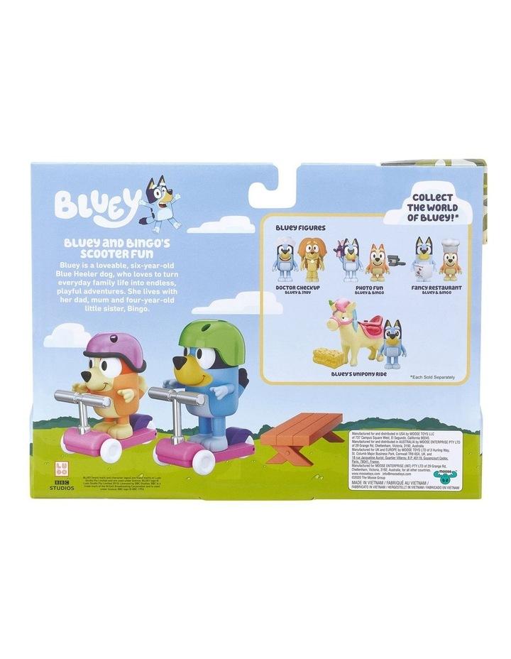 Bluey Vehicle and Figure Packs image 7