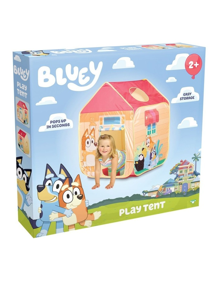 Bluey Play House Pop Up Play Tent image 1
