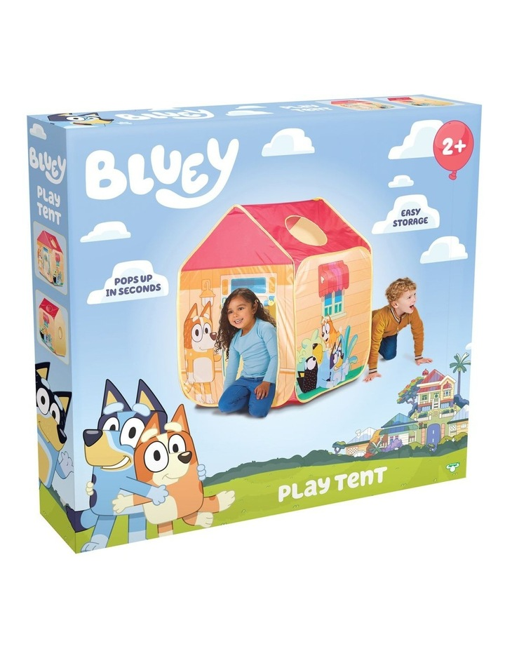 Bluey Play House Pop Up Play Tent image 2