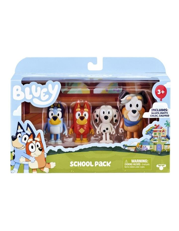 Bluey & Family Figure 4-Pack image 1