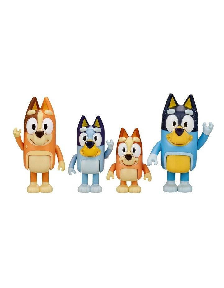 Bluey & Family Figure 4-Pack image 4