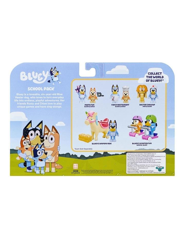 Bluey & Family Figure 4-Pack image 5