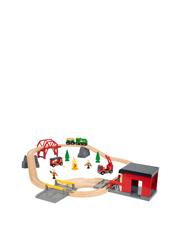 Brio - Rescue Fire Rescue Set Deluxe