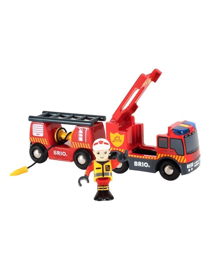 Rescue Fire truck image 2