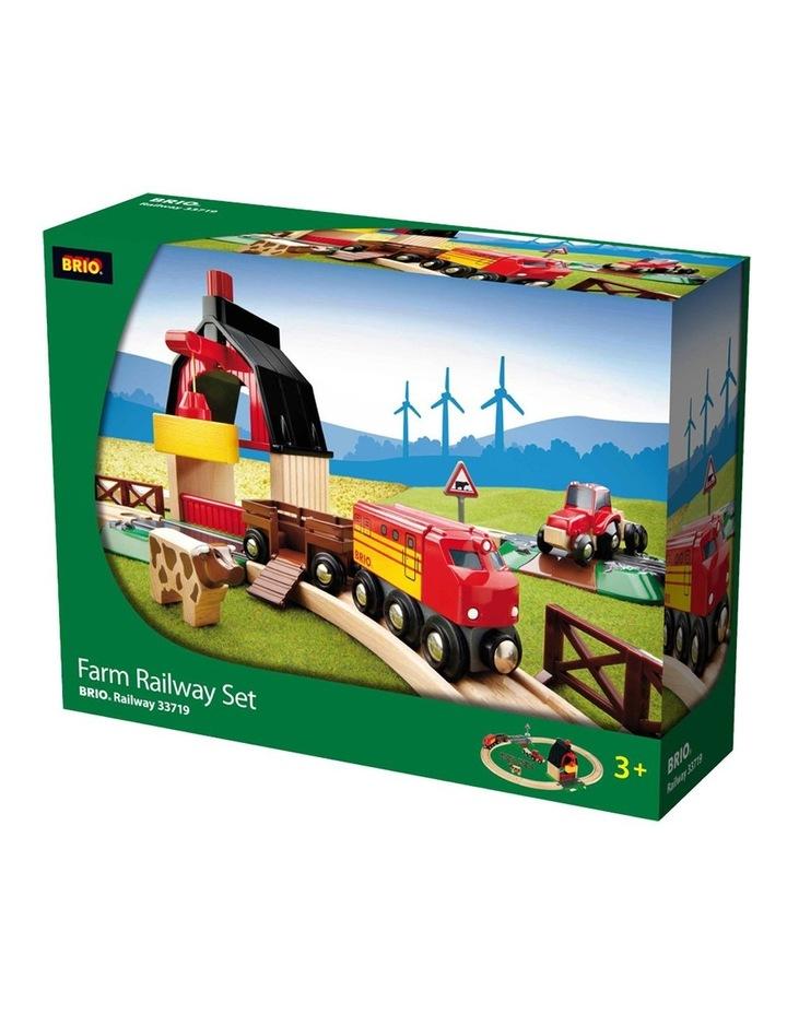 Farm Railway Set image 1