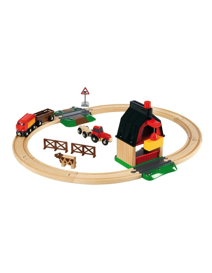 Farm Railway Set image 2