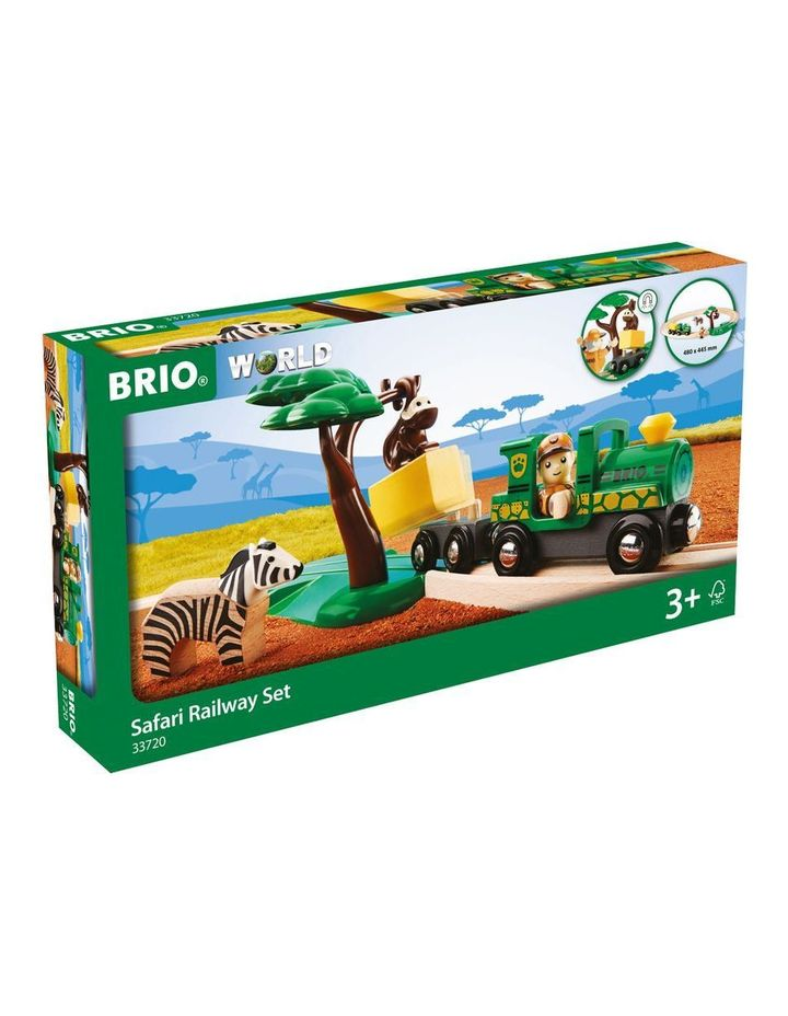 Safari Starter Set image 1