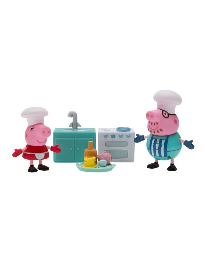 Peppa Pig Little Rooms Playsets - Assorted image 5