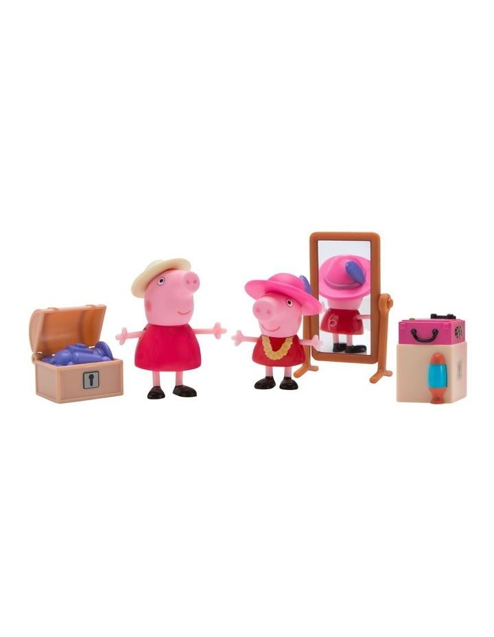 Peppa Pig Little Rooms Playsets - Assorted image 6