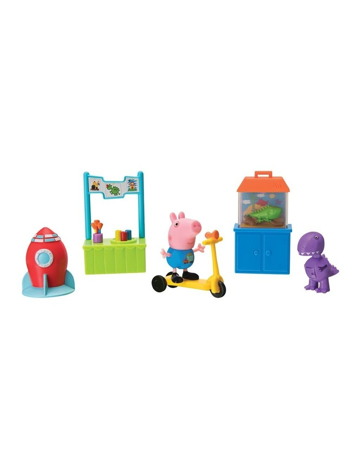 Peppa Pig Little Rooms Playsets - Assorted image 7